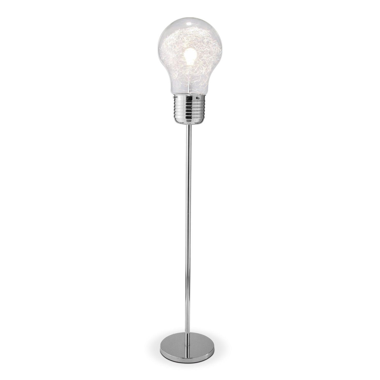 [Light Bulb Floor Lamp]