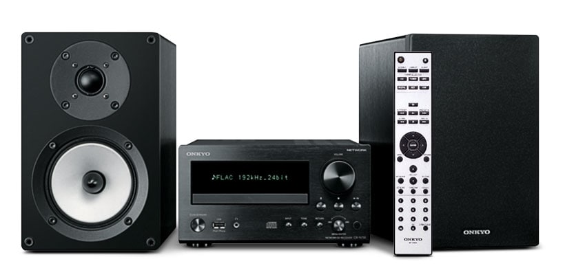 Sound Systems - Onkyo Mini Audio System CS-N755