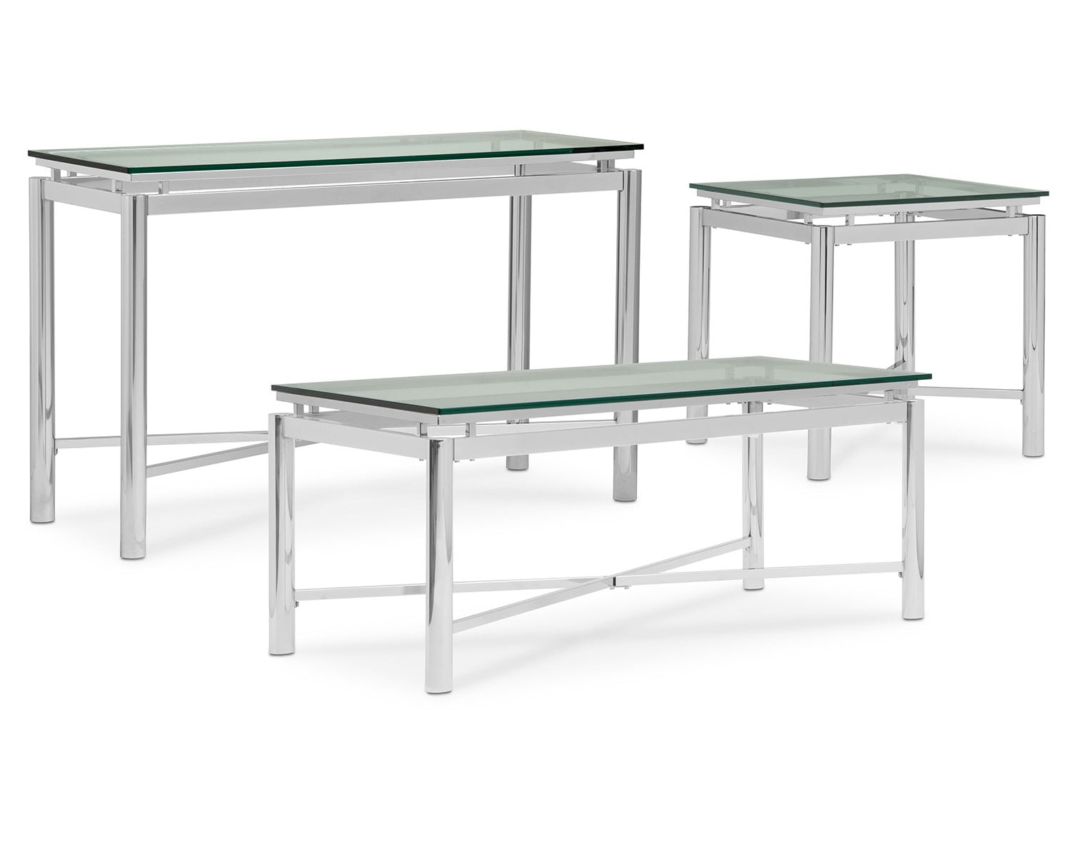 Accent and Occasional Furniture - The Alden Collection - Cocktail Table