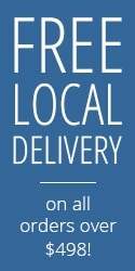 Leon's offers Free Local Delivery on orders over $498!