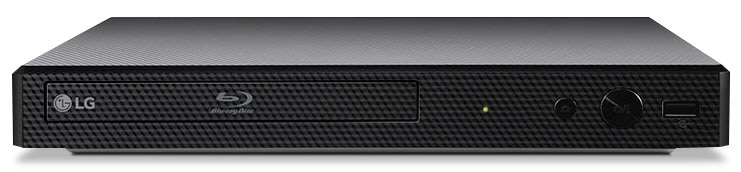 LG Blu-ray Player with WiFi