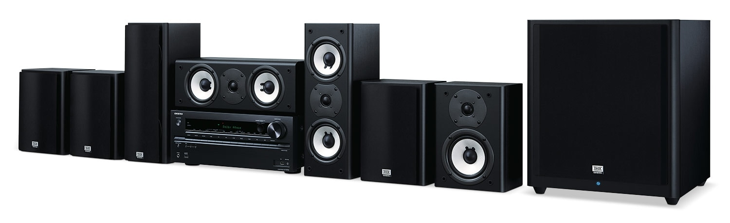 Sound Systems - Onkyo Home Theatre System HTS9700THX