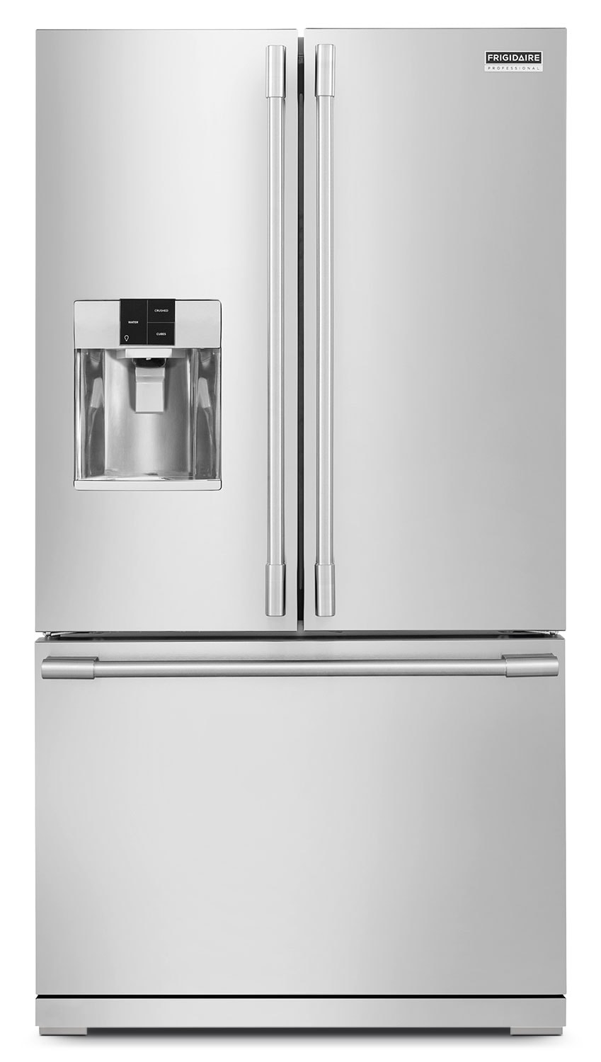 Refrigerators and Freezers - Frigidaire® Professional® 27.8 Cu. Ft. French Door Refrigerator - Stainless Steel