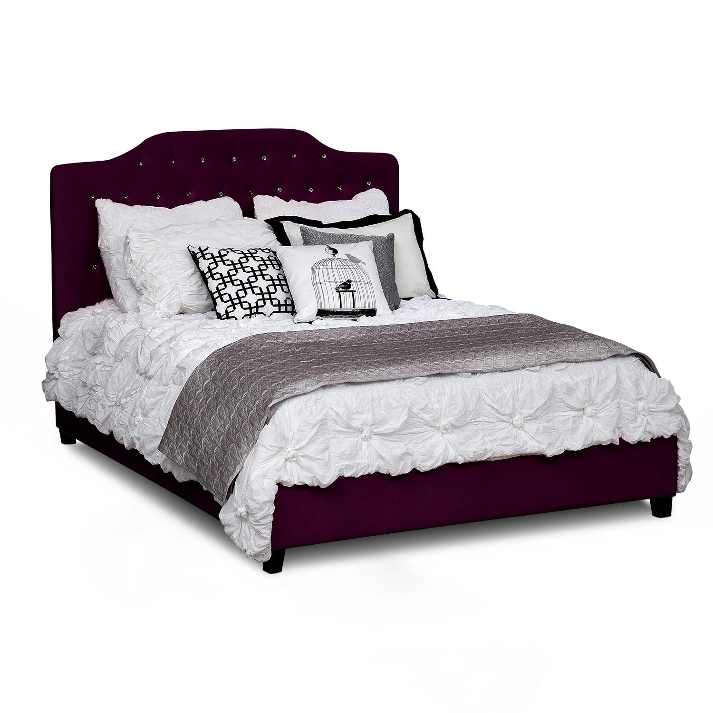 [Valerie II Queen Bed]