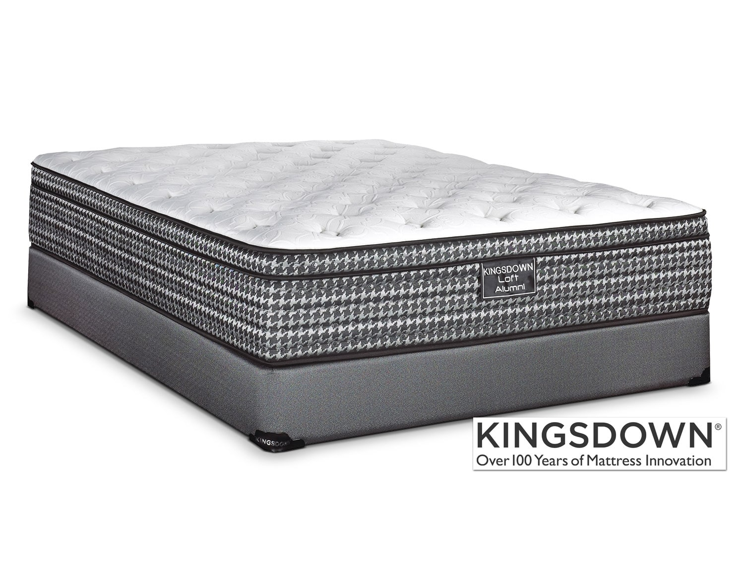 The Kingsdown Alumni Mattress Collection