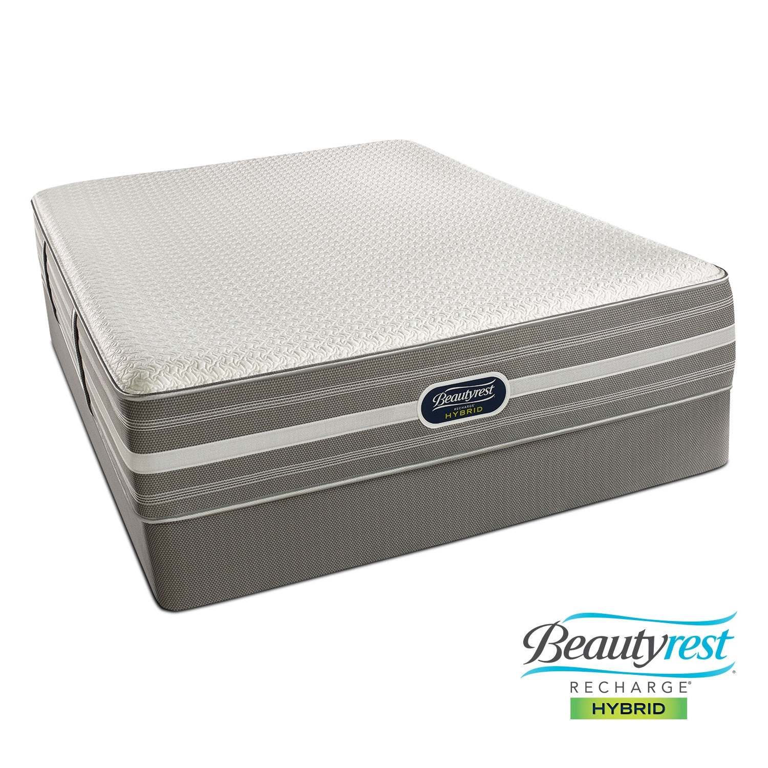 [Hopewell Luxury Firm Full Mattress/Foundation Set]