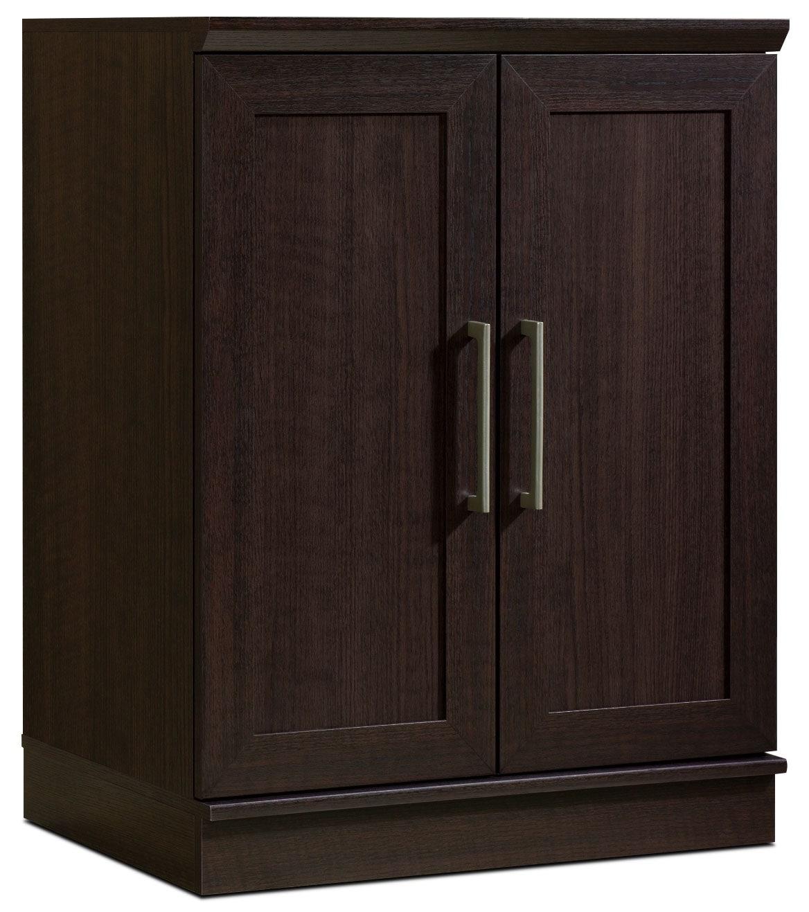 Décoratif et Occasionnel - Petite armoire Clinton de 30 po - chêne Dakota