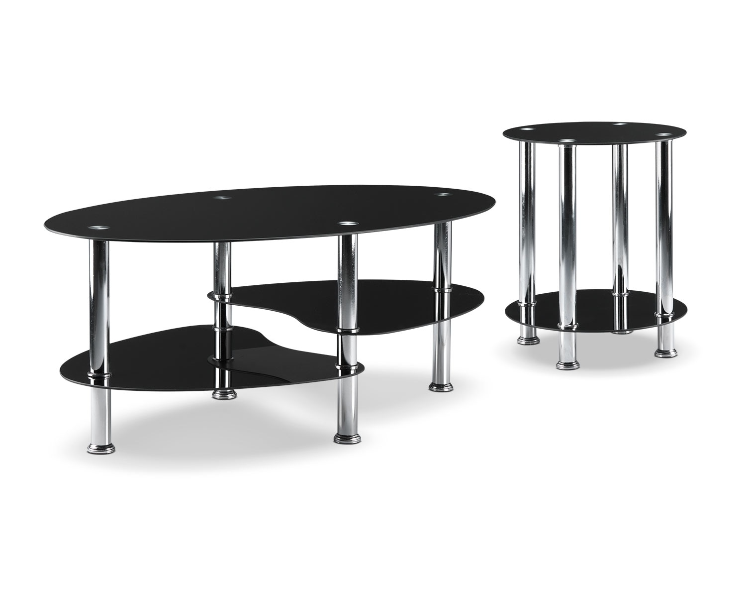 The Oriana Collection - Black
