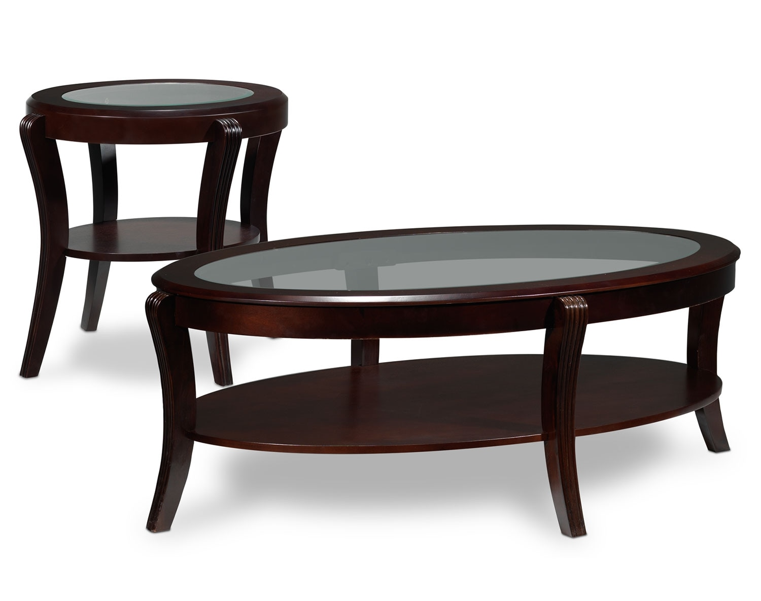 The Theo Collection - Mahogany