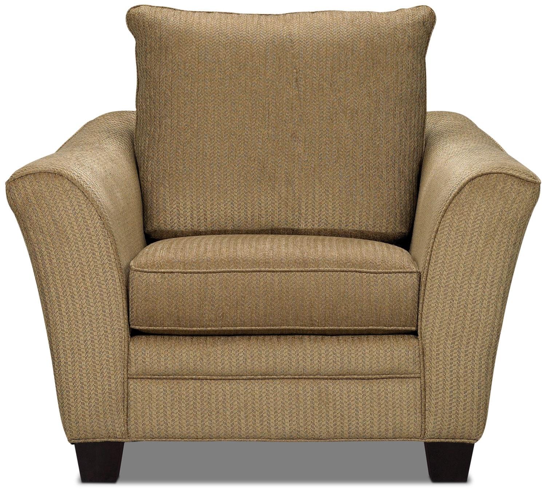 Allen Chenille Chair – Taupe