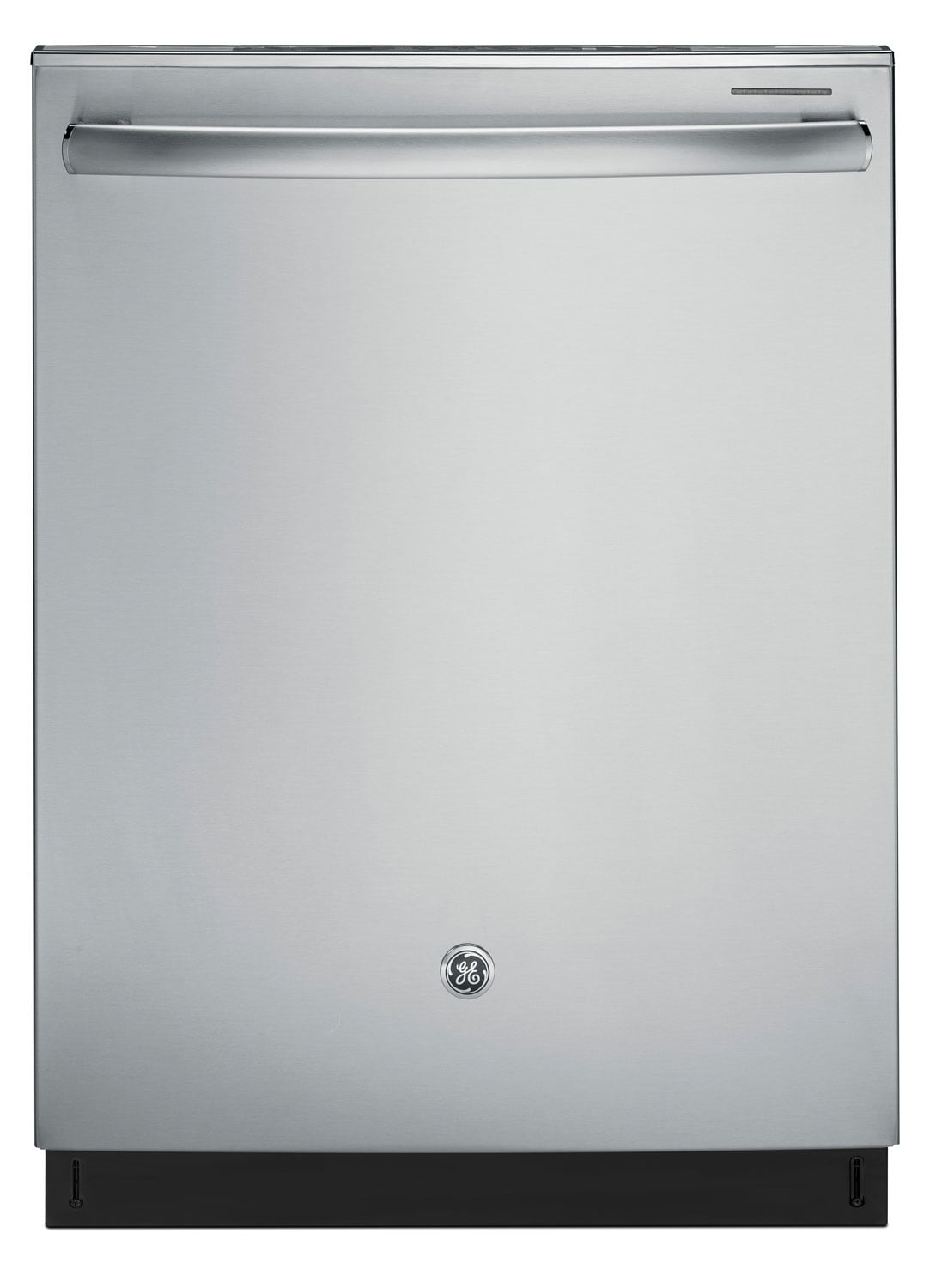 "Clean-Up - GE® 24"" Built-In Dishwasher - Stainless Steel"