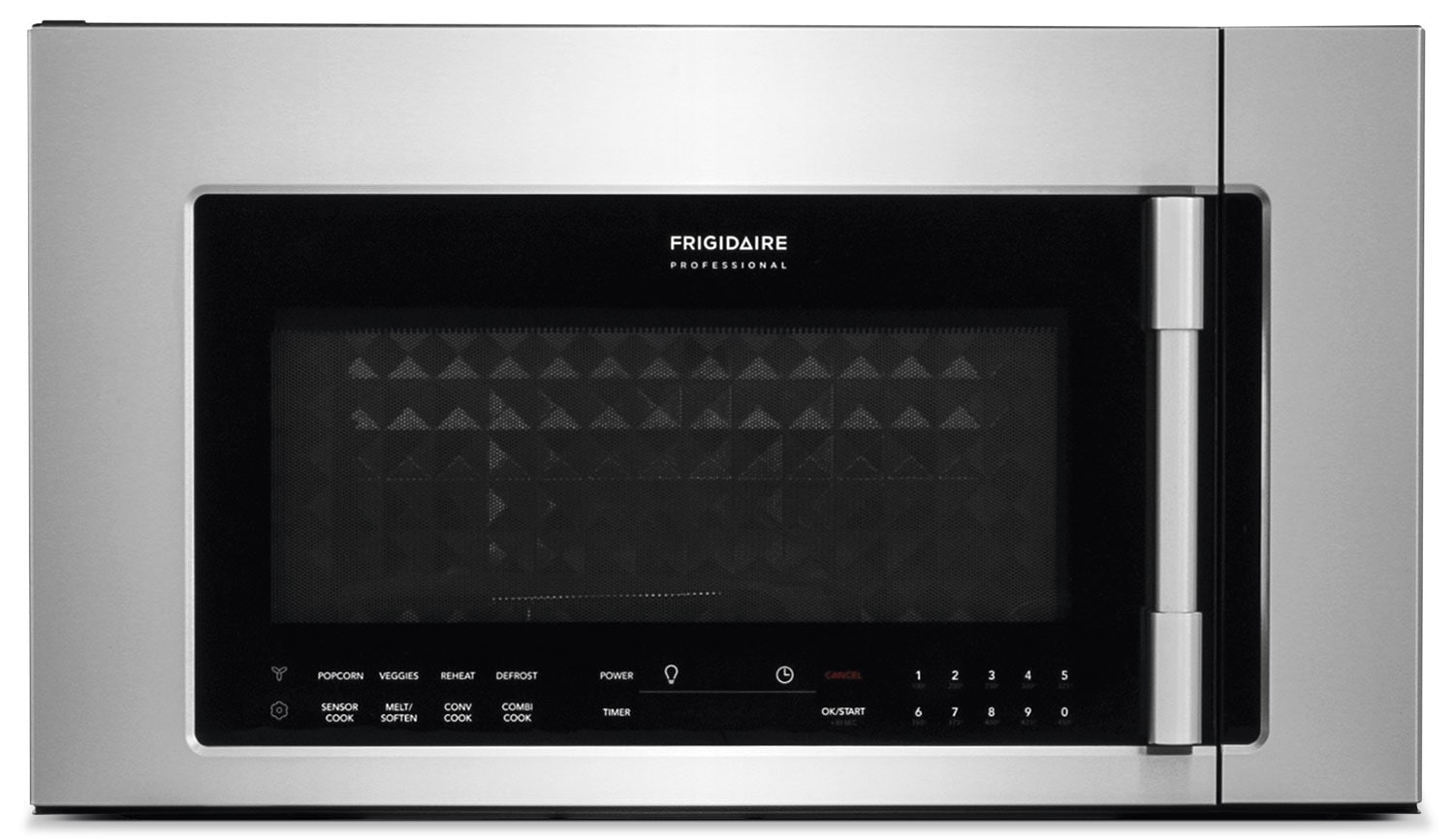 Frigidaire® Professional® 1.8 Cu. Ft. Two-In-One, Over-The-Range Convection Microwave