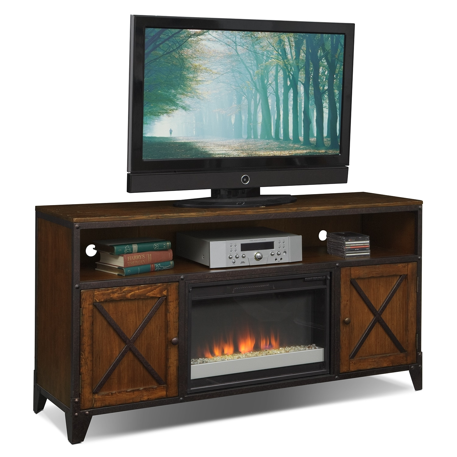 Pin Fireplace And Entertainment Wall Unit By Moody Cabinets On Wall Unit Entertainment Center