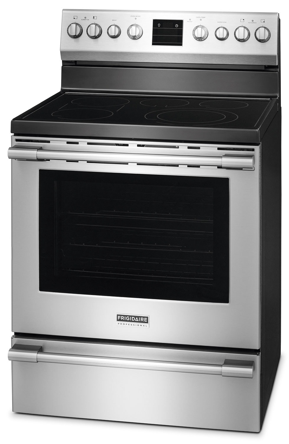 Professional Electric Stoves And Ovens For The Home ~ Frigidaire professional quot convection electric range