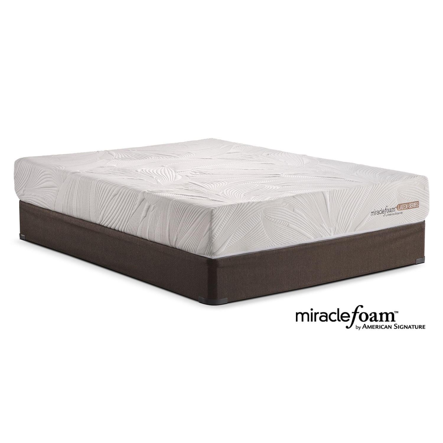 Miracle Foam Mattress American Signature Dreamer Full