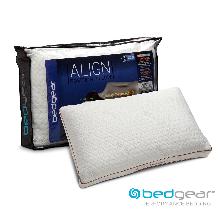 [Align III Jumbo/Queen Back Pillow]