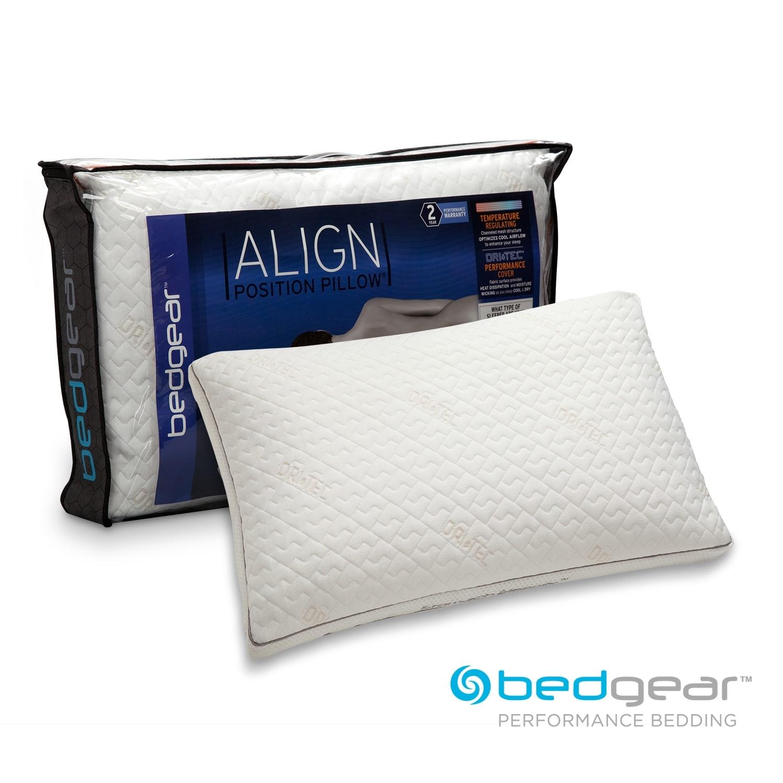 [Align Jumbo/Queen Stomach Pillow]