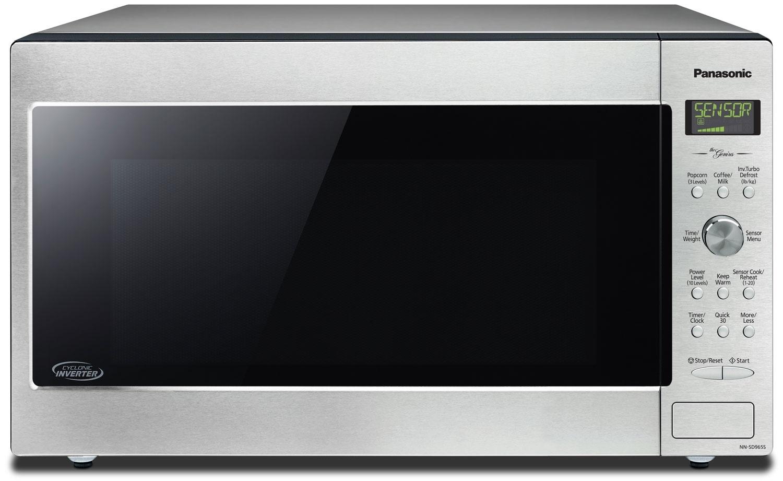 ... Panasonic? 2.2 Cu. Ft. Digital Countertop Microwave - Stainless Steel
