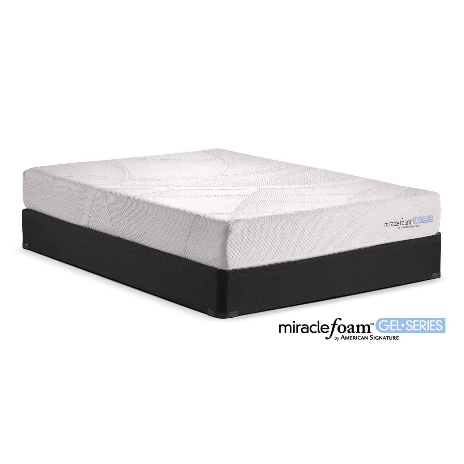 [Rejuvenate II Queen Mattress/Foundation Set]