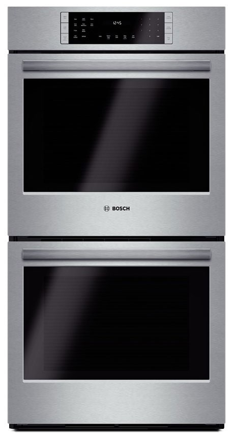 "Cooking Products - Bosch® 27"" Double Wall Oven - Stainless Steel"