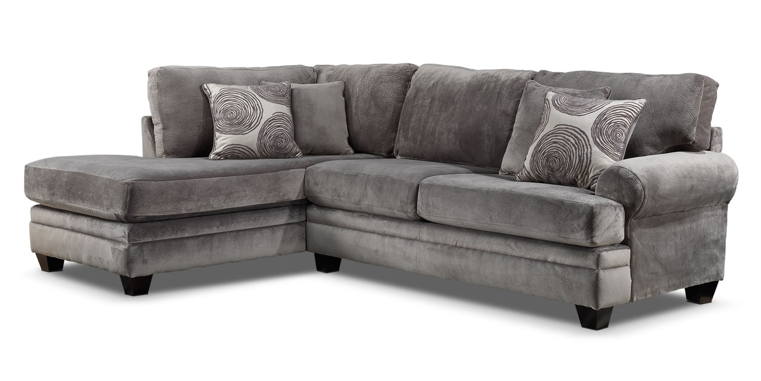 [Lana 2 Pc. Sectional (Reverse)]