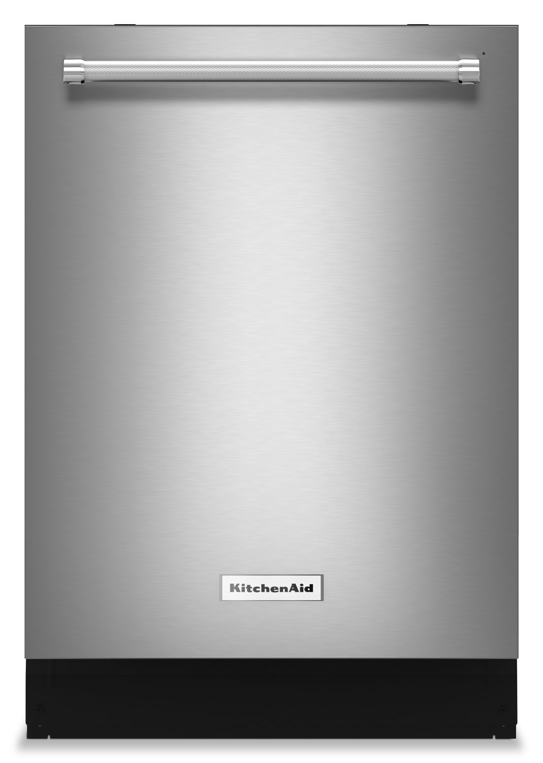 "Clean-Up - KitchenAid Stainless Steel 24"" Dishwasher - KDTE254ESS"