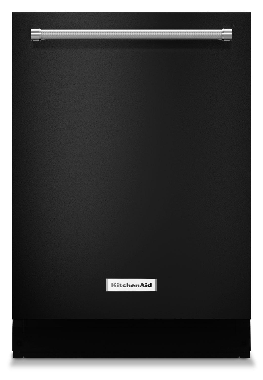 "KitchenAid Black 24"" Dishwasher - KDTE254EBL"