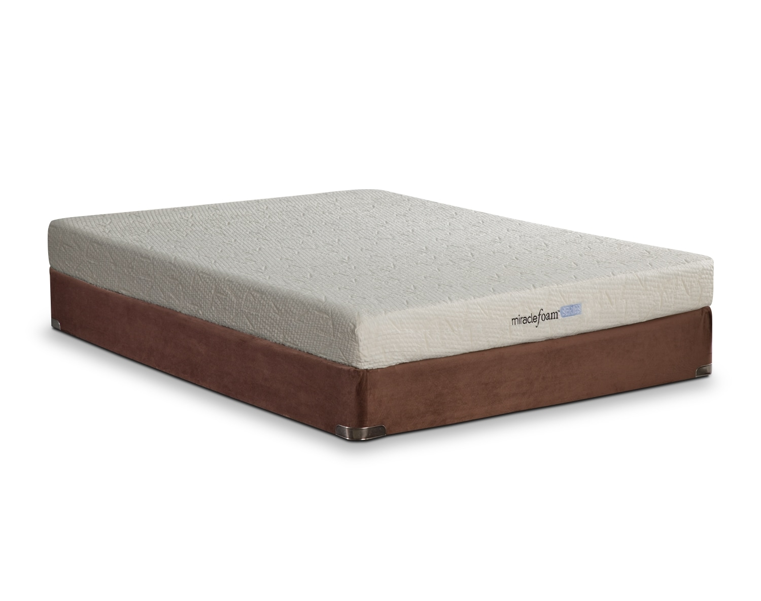 Mattresses and Bedding - The Piper Collection - King Mattress