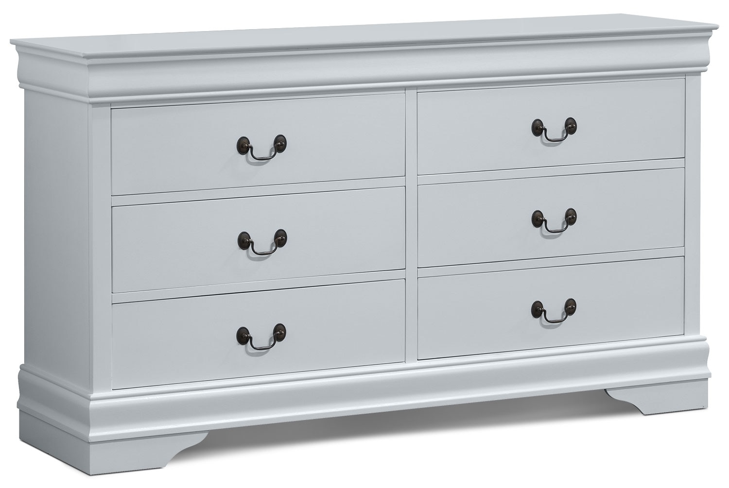 Bedroom Furniture - Belleview Dresser - White