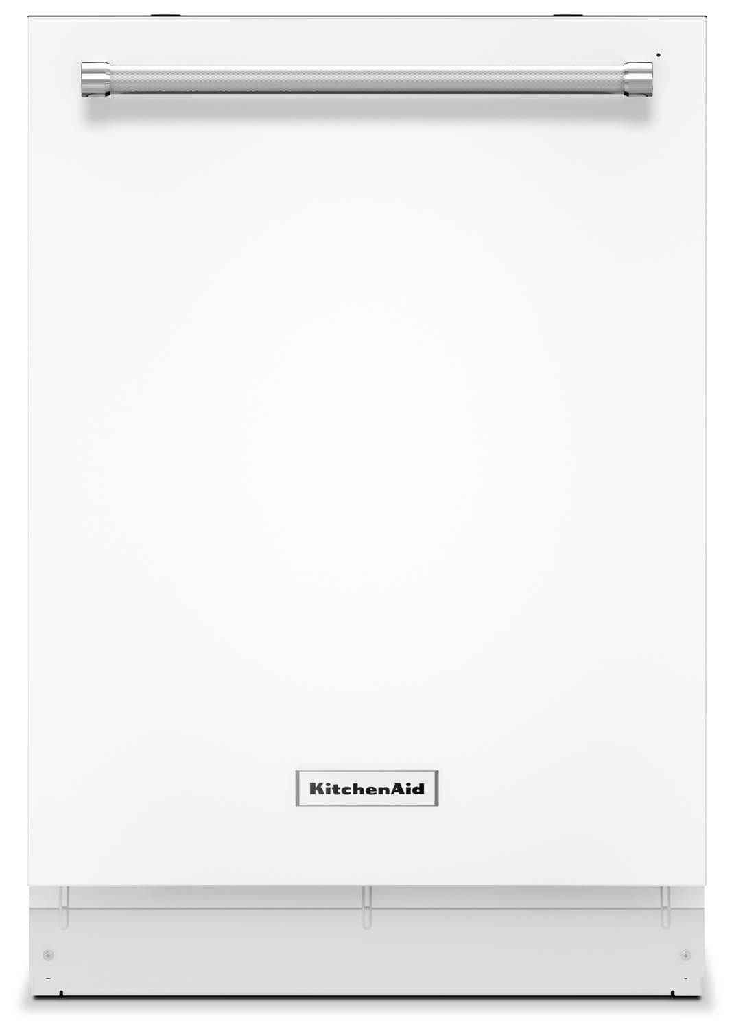 "Clean-Up - KitchenAid White 24"" Dishwasher - KDTE104EWH"