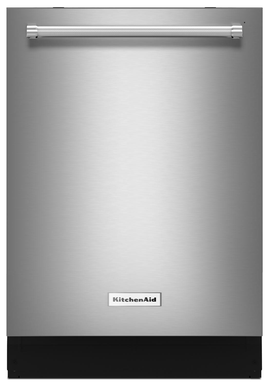 "Clean-Up - KitchenAid Stainless Steel 24"" Dishwasher - KDTE104ESS"