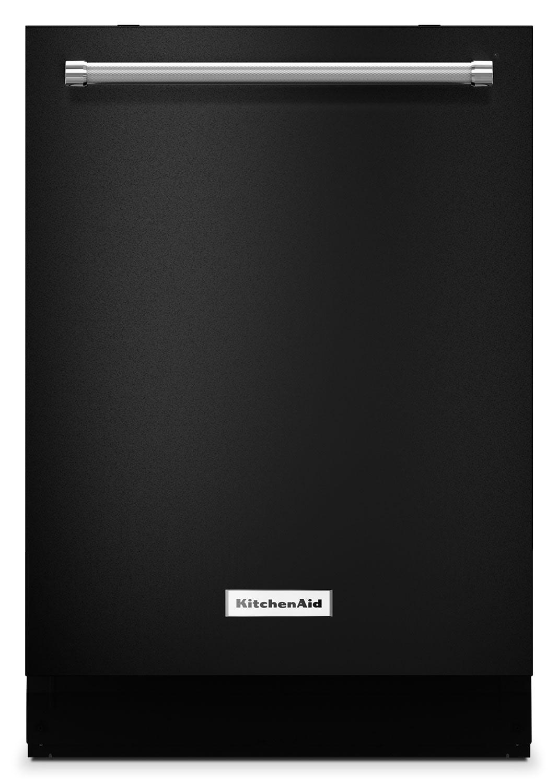 "KitchenAid Black 24"" Dishwasher - KDTE204EBL"