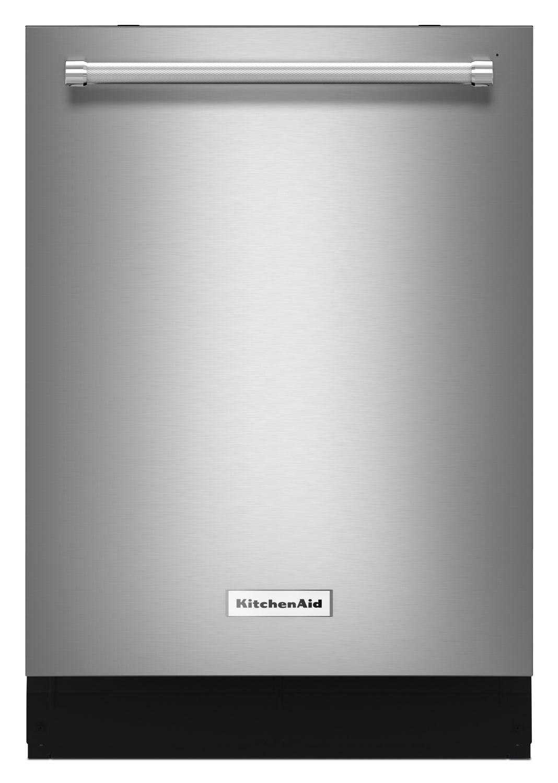 KitchenAid Stainless Steel Dishwasher - KDTM404ESS