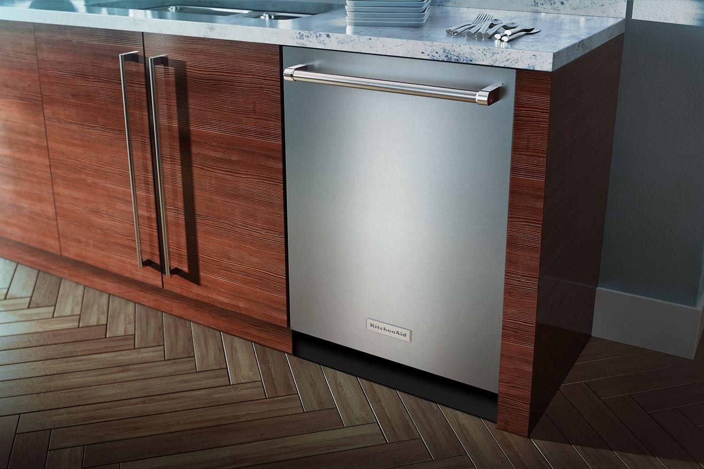 Kitchenaid 24 dishwasher with advanced prodry system for Kitchenaid dishwasher