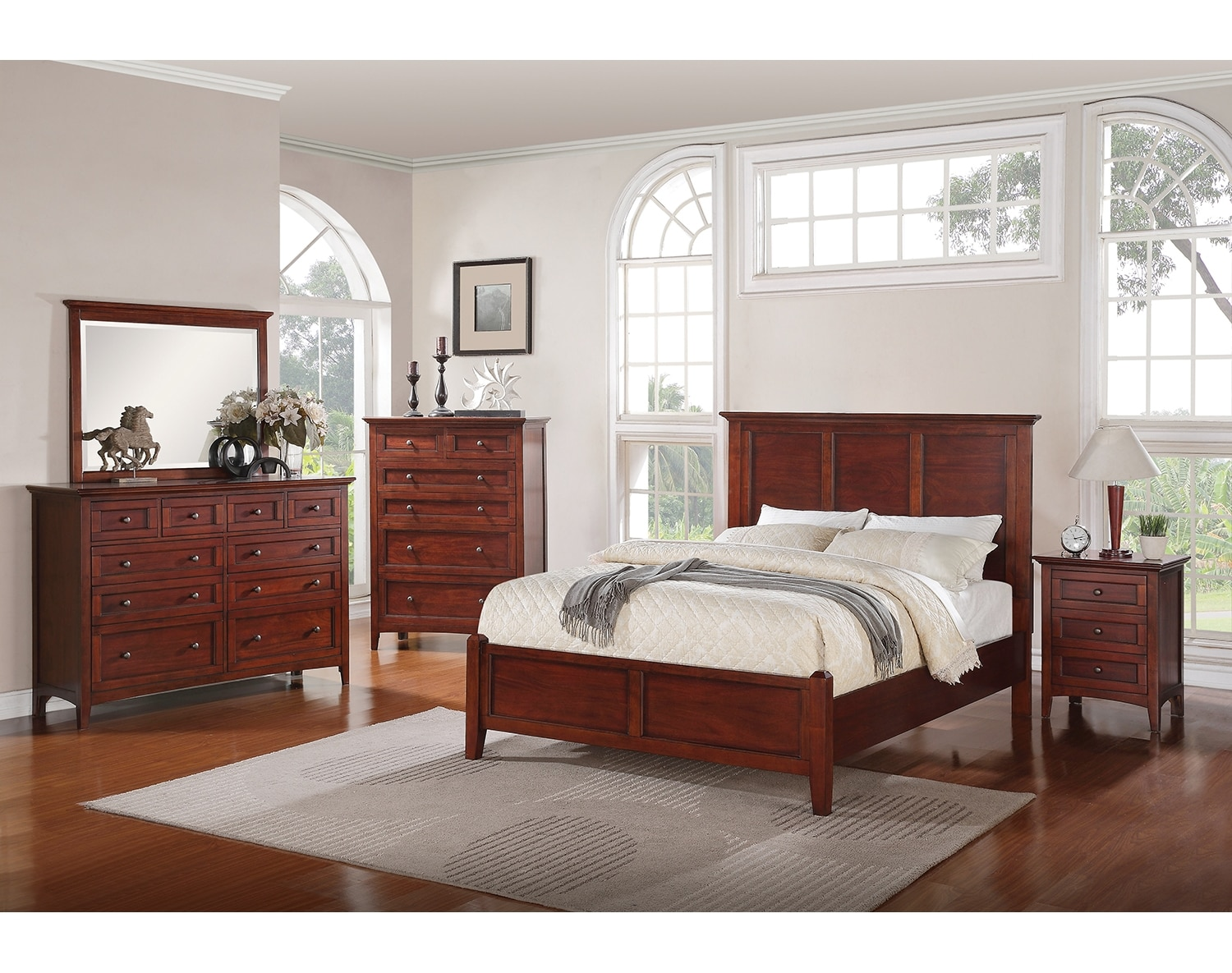 The Forest Lake Collection - Mahogany