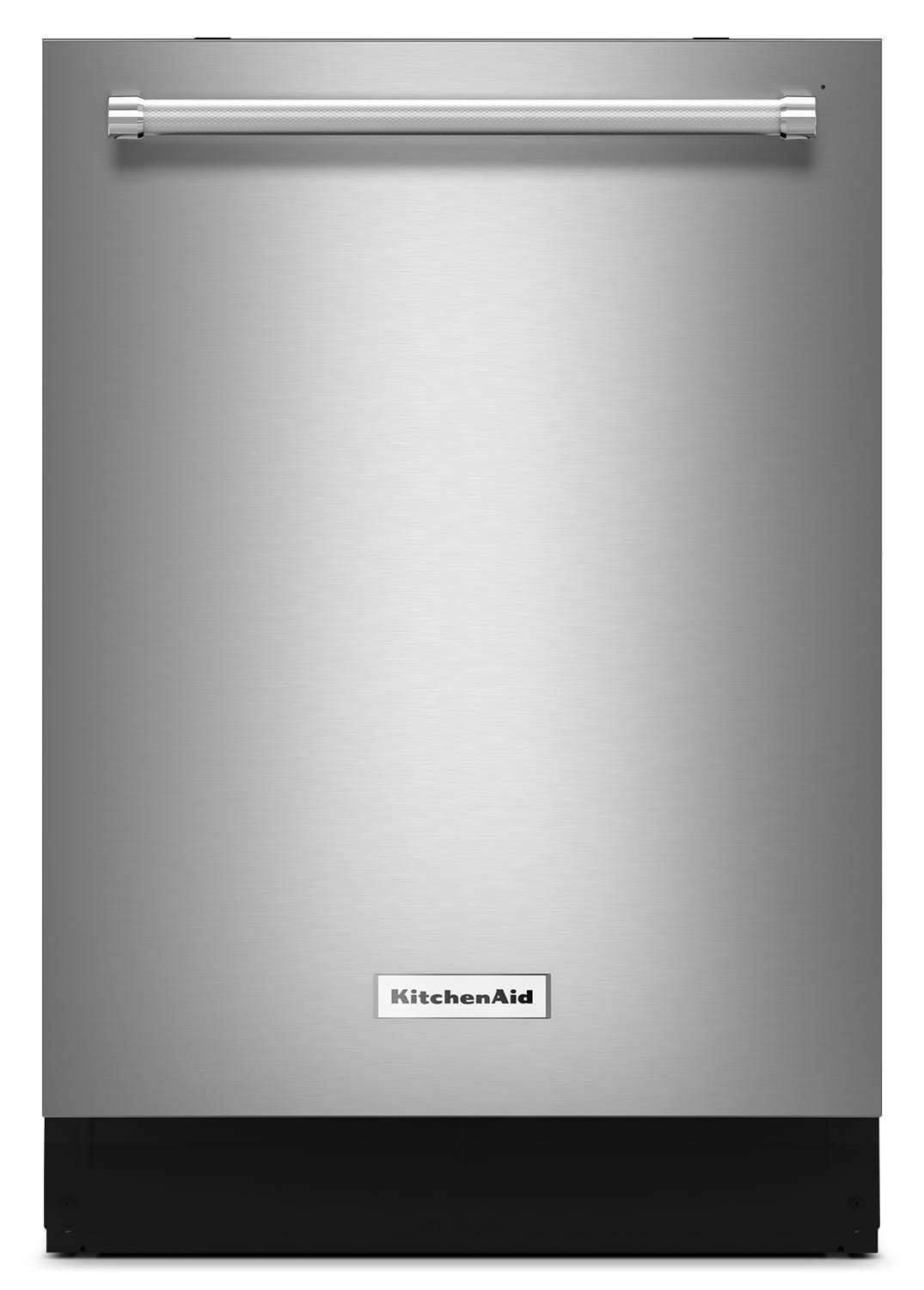 "Clean-Up - KitchenAid 24"" Dishwasher with Clean Water Wash System - Stainless Steel"