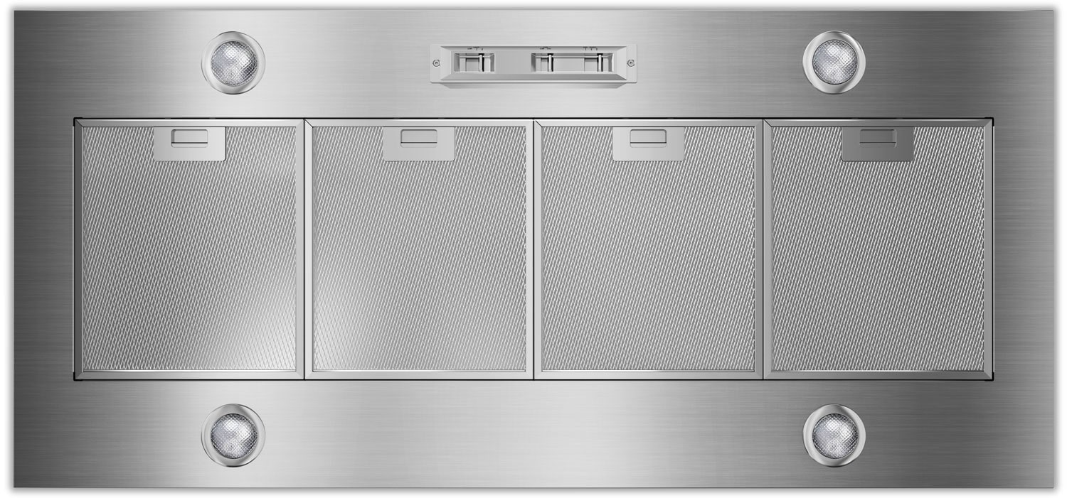 "Cooking Products - Whirlpool 48"" Custom Hood Liner – UXL6048YSS"