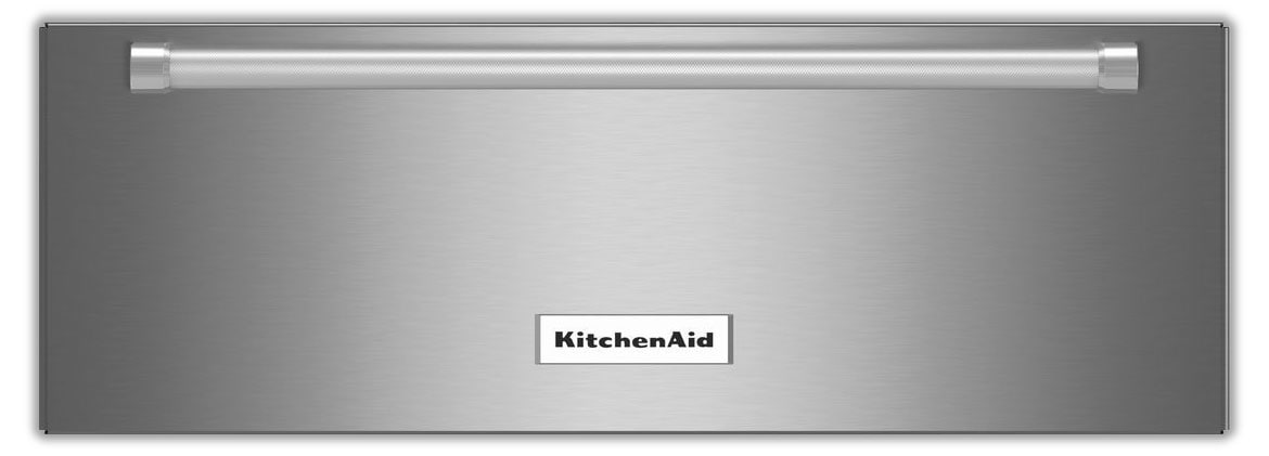 Cooking Products - KitchenAid 27'' Slow-Cook Warming Drawer – KOWT107ESS