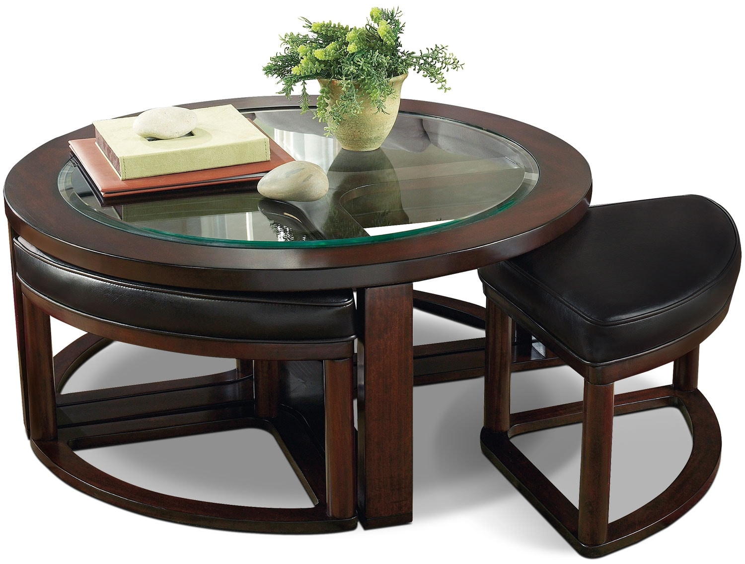 living room table with stools coffee table with four ottoman wedge stools the brick 21885