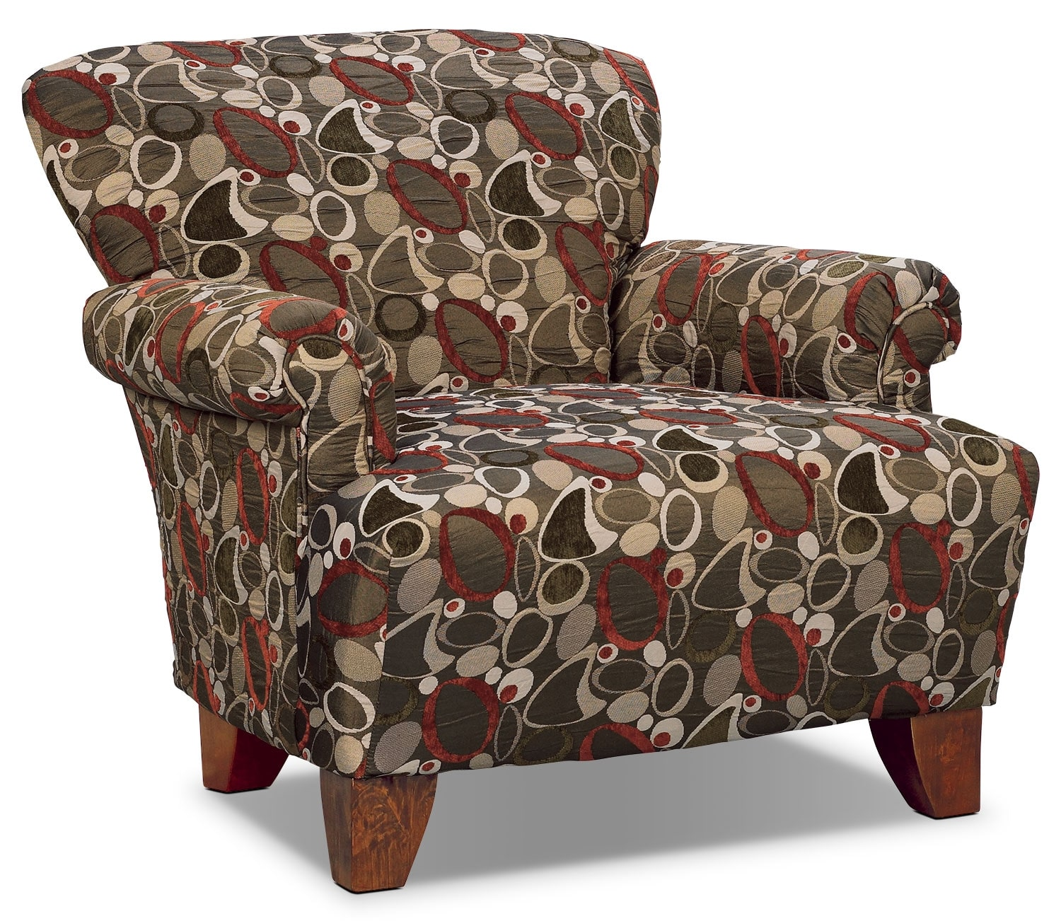 Living Room Furniture - Reese Accent Chair