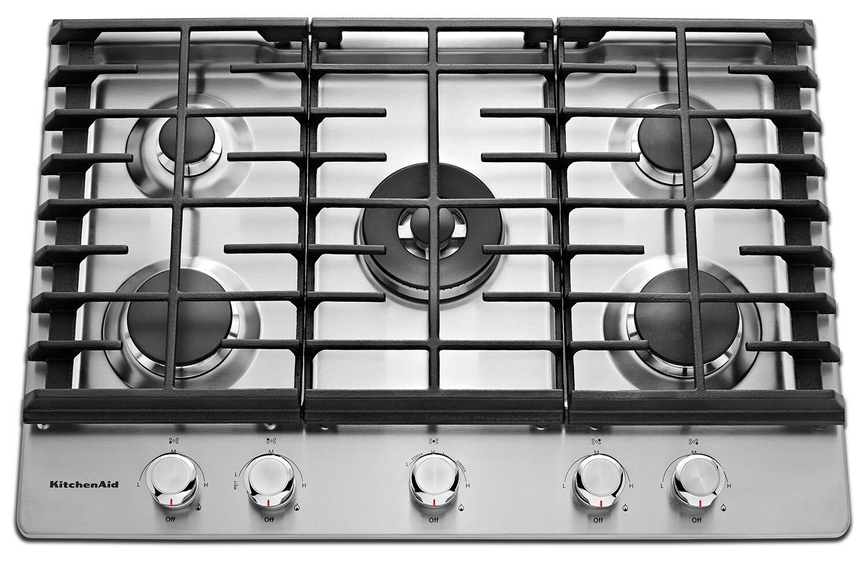 KitchenAid Gas Cooktop KCGS550ESS