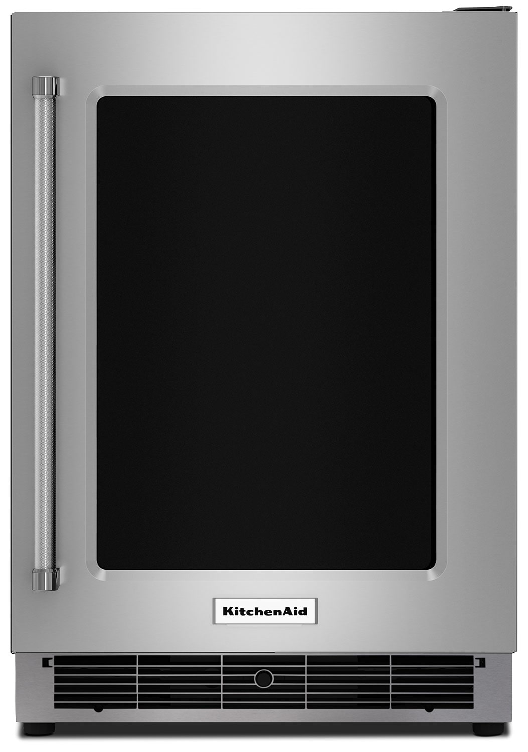 KitchenAid 5.1 Cu. Ft. Undercounter Refrigerator with Right-Door Swing – KURR304ESS