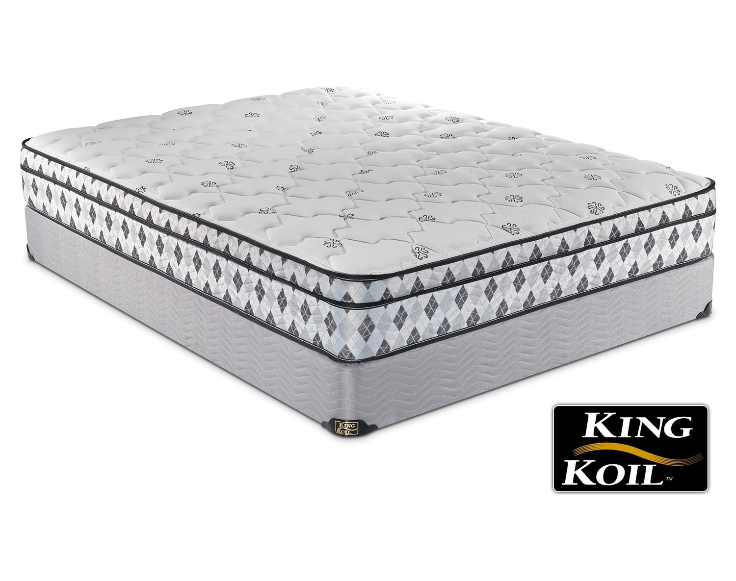 The King Koil Silent Night Mattress Collection