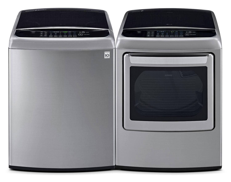 LG Laundry - WT1801HVA/DLEY1701VE