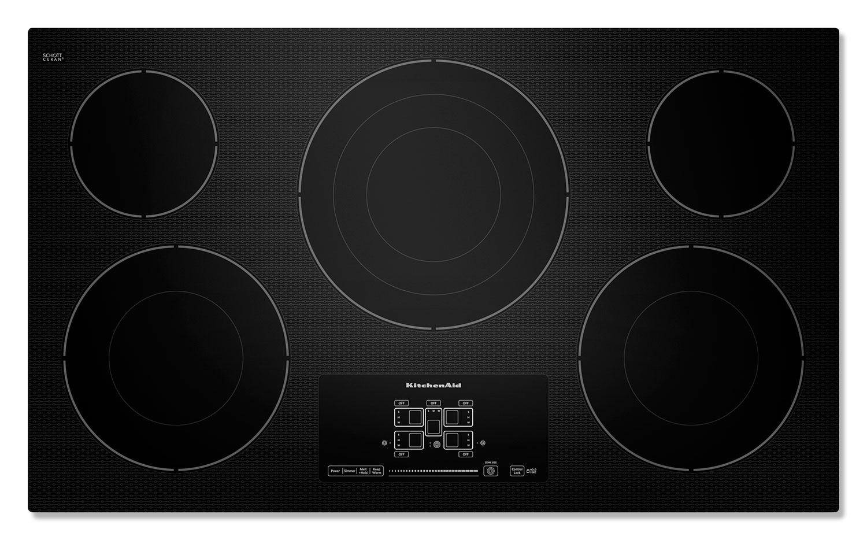 KitchenAid Electric Cooktop KECC667BBL