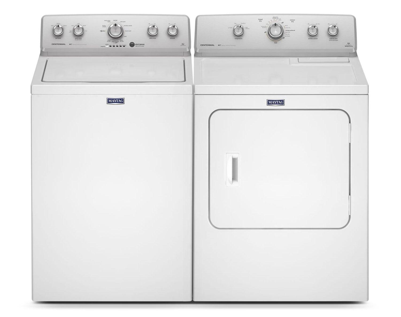 Maytag Laundry - MVWC415EW / YMEDC415EW / MGDC415EW