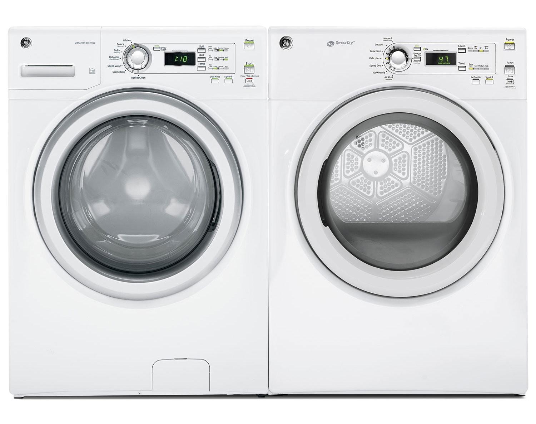 GE Laundry - GFWN1100HWW / GFMN110EDWW / GFMN110GDWW