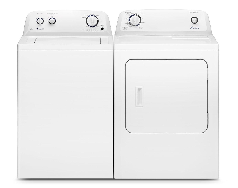 Amana Laundry - NTW4605EW / YNED4655EW / NGD4655EW