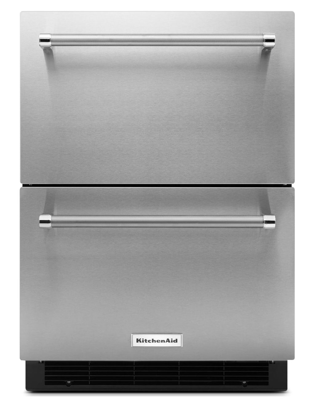 Refrigerators and Freezers - KitchenAid Undercounter Refrigerator KUDR204ESB