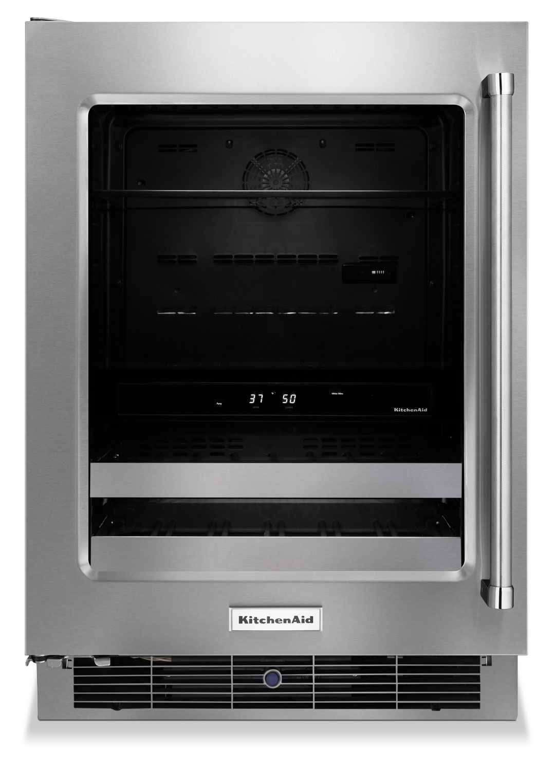 Refrigerators and Freezers - KitchenAid Beverage Centre KUBL304ESS